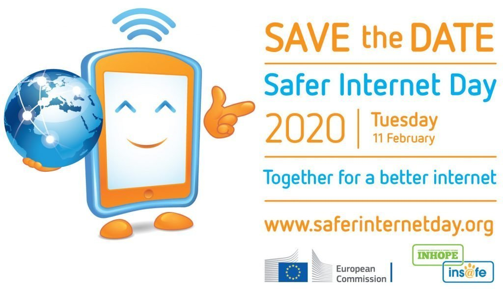National Safer Internet Day – Tuesday 11 February 2020