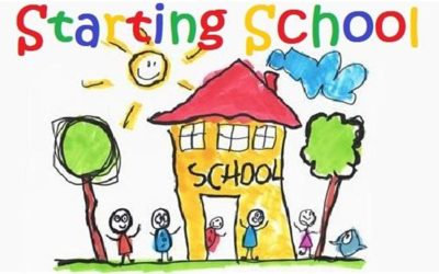 Is your child starting School in September 2021?